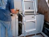 Placing Freezer